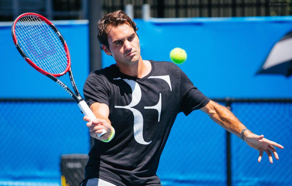 ロジャー・フェデラー(Roger Federer)